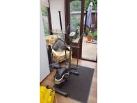 strider exercise machine, hardly used, buyer collects.