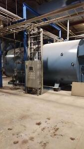 2 x Boiler Smith Steam Boilers 4000 ft2, APRH