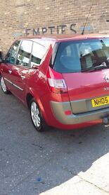 For sale Renault grand scenic 7 seaters