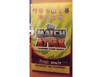 Match Attax 2016/17 Advent Calendar