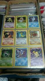 Pokemon team rocket full set 83/82