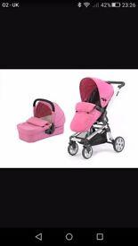 Baby Elegance pram stroller