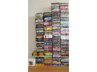 Selling all DVDs and PC Games.