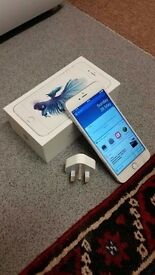 Apple iPhone 6S Plus 16GB Silver Mobile phone, Unlocked, Working!