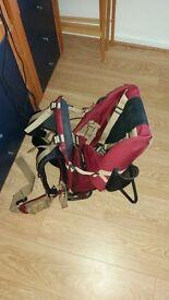 baby carrier back bag
