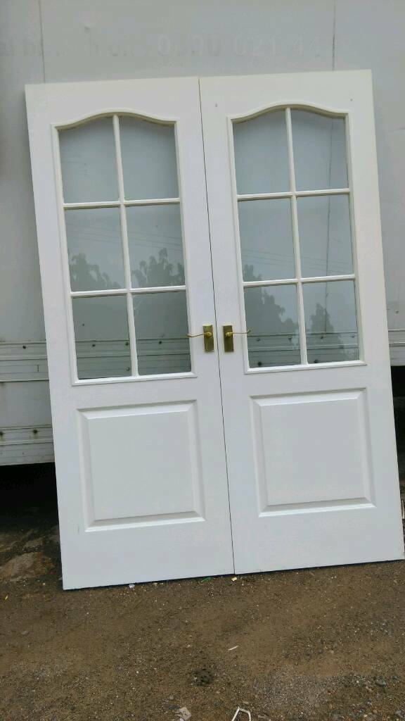 65 Internal Doors 2 Being French Style Doors In Birmingham West
