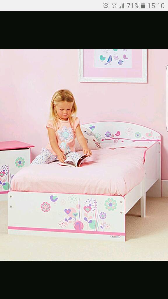 Toddler Bed Mattress And Bedding Bundle