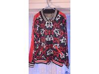 Mens Gucci Ghost Bomber Jacket *BNWT* (Moncler, Fendi, Stone Island, Nike, Giuseppes)