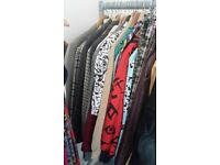 Vintage clothing collection - business opportunity!