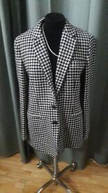 New Ralph Lauren 100% wool coat jacket size 10