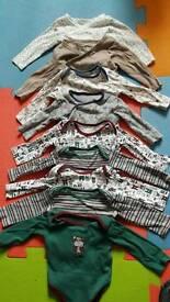 Big bundle of 3-6 months boy clothes