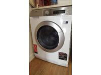 AEG LAVAMAT L87695NWD Front-Loading Washer Dryer - 9 kg - White-XXL