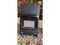 Free standing calor gas heater