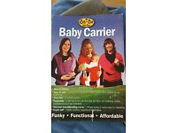 """Baby sling """"Sa-Be"""" baby carrier"""