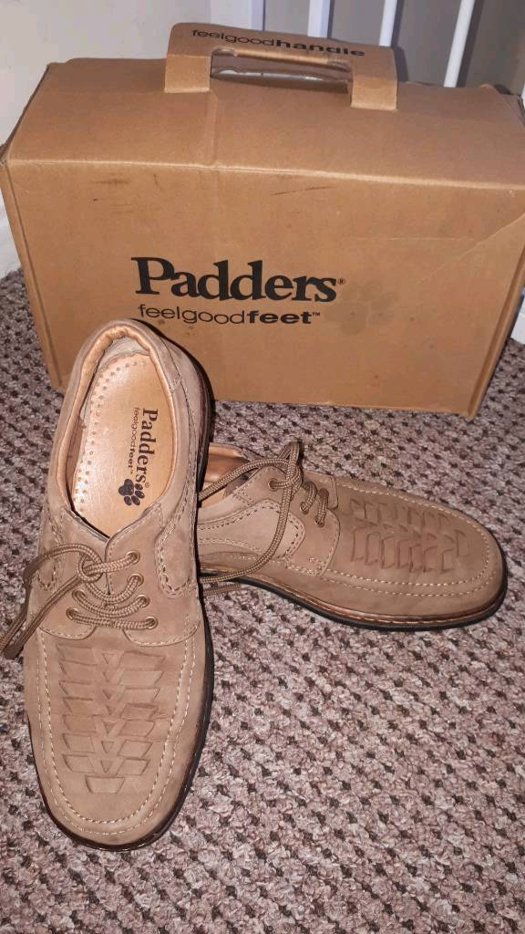 Passers handmade men's shoes size 8