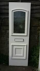 Upvc door Panel W587 X H1853 X 24mm