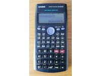 Casio Scientific Calculator - Model FX-83ES