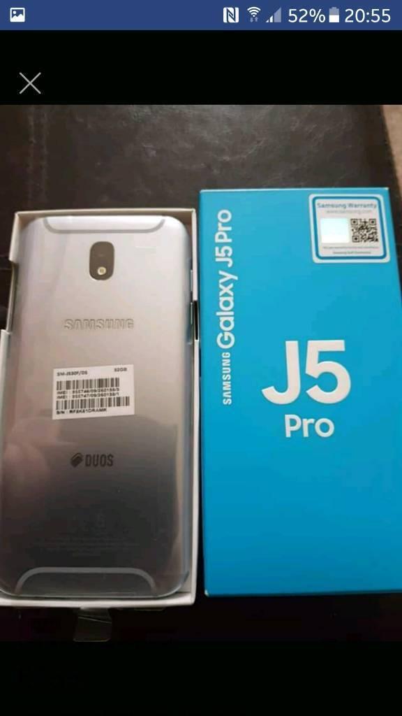 New SAMSUNG GALAXY J5 Pro 2018