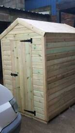 Shed for sale 6x4