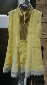 1-2 year old desi blouse