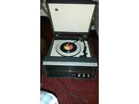 bush vintage record player