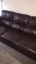 Three seater sofa in great condition