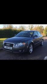 Audi A4 SE Saloon 1 Previous Owner, 2 Keys