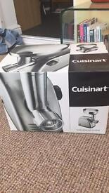 Cuisinart food mincing machine. Brand new in box