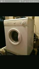 White knight vented tumble dryer. Can deliver
