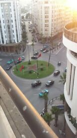 Flat share,Tangier,Morocco