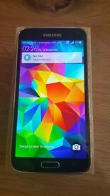 Gold Samsung galaxy s5 unlocked