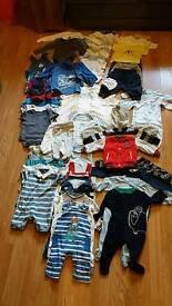 Baby boy clothes newborn- 3month