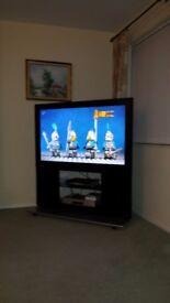 Panasonic Viera 42inch plasma TV with stand