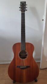 Acoustic Guitar - Vintage brand - Like New