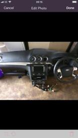 Ford galaxy mk3 air bag kit for sale complete call for any info