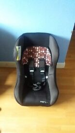 Nania Car Seat - can be used from birth up to 25kg