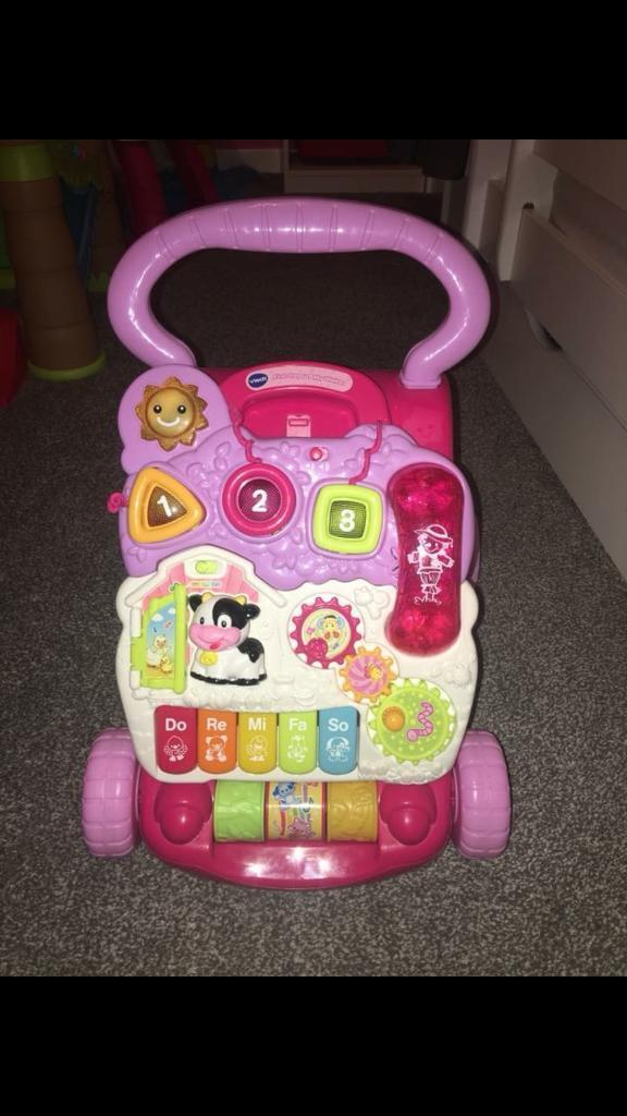 fb56d4f97 VTECH first steps baby walker