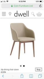 Dinning Chairs (x4)