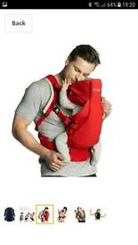 Stokke 3 in 1 baby/toddler carrier