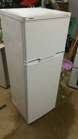 Fridge Freezer - White Haier ( HRFN - 250D ) Medium Size Fridge Freezer