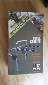 Exodus Rear High Mount 3 Cycle Carrier Clamp Fitting