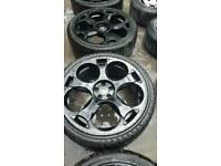 "19""Lamborghini wheels to fit Mk4golf"