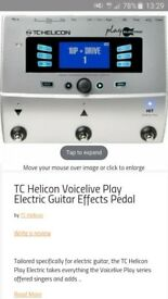 t c helicon voice box plus