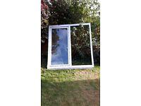 UPVC Double Glazed Sliding Patio Door
