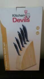 Kitchen Devil set