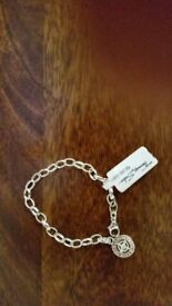 thomas sabo chain charm bracelet