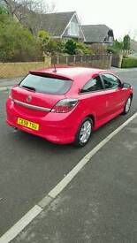 Vauxhall Astra Sport Red Sxi