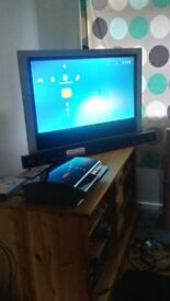Sony Ps3 + 5 games