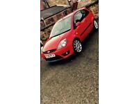 Ford Fiesta Zetec S 1.6 Turbo Diesel golf Corsa polo Astra Vauxhall