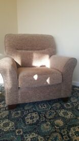 G plan upholstery armchair